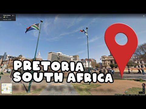 A virtual tour through beautiful Pretoria, South Africa