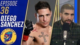 Diego Sanchez reveals his anti-aging secrets | Ariel Helwani's MMA Show