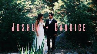 Joshua & Candice: Wedding Film Pine Rose Cabins in Lake Arrowhead, CA