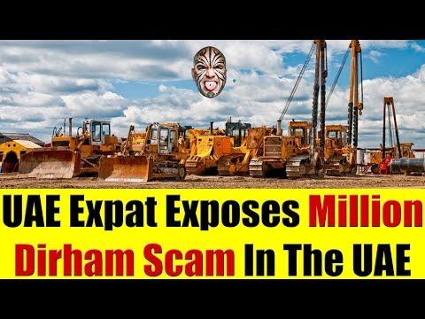 UAE Expat Exposes 100 Million Dirham Scam Which Took Place in UAE