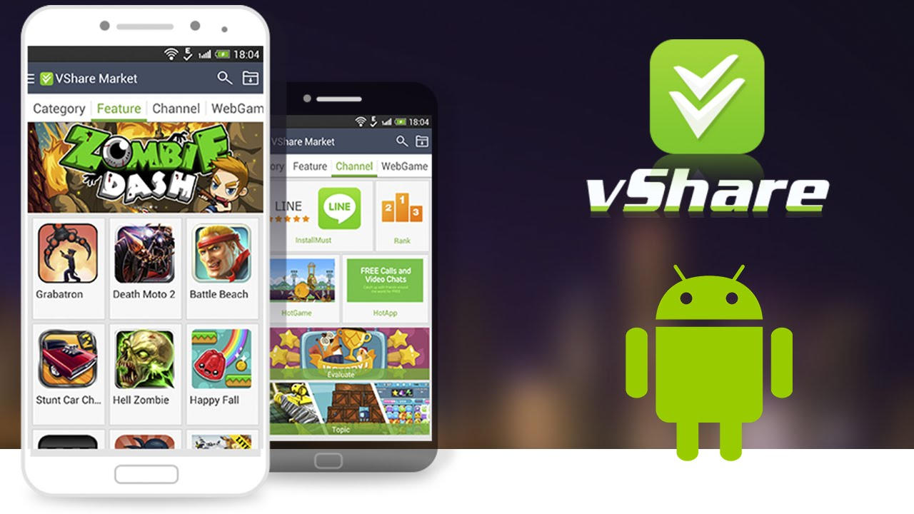 vshare market android