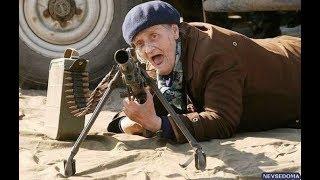 Интересно и прикольные бабушки с оружием