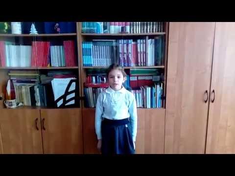 Изображение предпросмотра прочтения – ОльгаМеринова читает произведение «Майская песенка» В.В.Маяковского