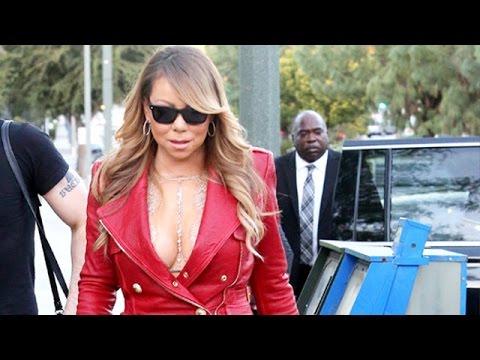 Mariah Carey Joins James Corden For Some Christmas Carpool Karaoke
