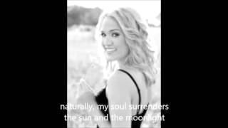 Carrie Underwood - Inside Your Heaven with Lyrics