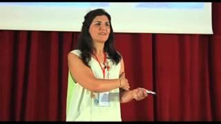 De l'inspiration à l'engagement: Ilham ZHIRI at TEDxUH1
