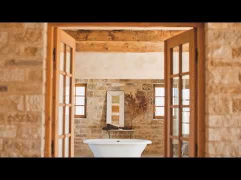 Great Amazing Raw Stone Bathroom Design Ideas House Designs