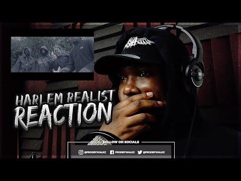 Zico X Bis X MizOrMac - Harlem Realist #Harlem (REACTION)