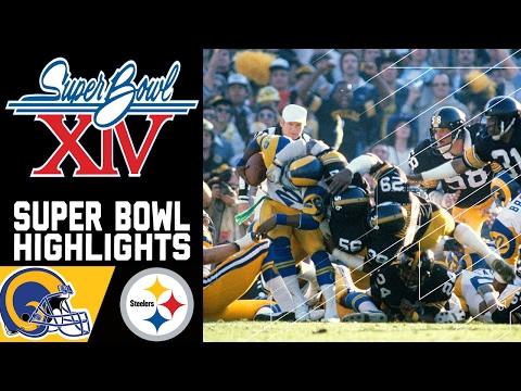 Super Bowl XIV Recap: Rams vs. Steelers   NFL Mp3