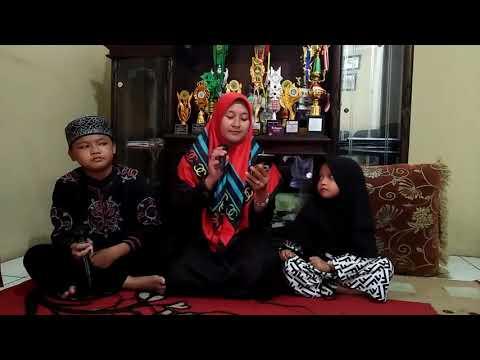 Sholawat Innal Habibal Musthofa Duet Seru Anak Sama Orang Tua Keluarga Pencinta Sholawat