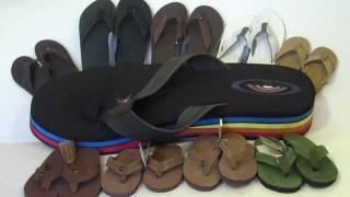 Rainbow Sandals Product Demo