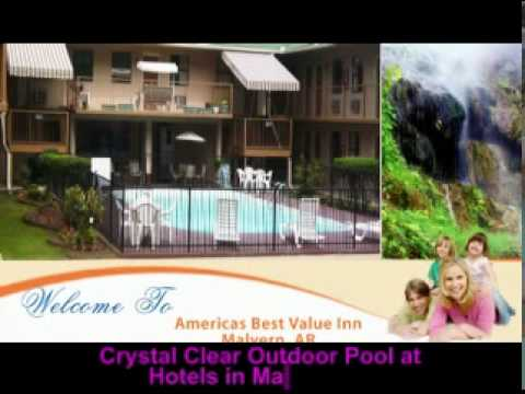 Americas Best Value Inn Malvern Ar Hotel