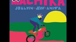 J. Balvin, Jeon, Anitta - Machika (INSTRUMENTAL - REMAKE - KARAOKE)