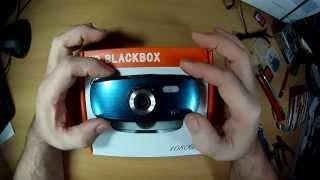 Fake G1W dashcam - The little orange box full of lies - how to spot a fake G1W.