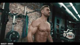 RYAN TERRY MUSCLE & FITNESS SHOOT BEHIND THE SCENES