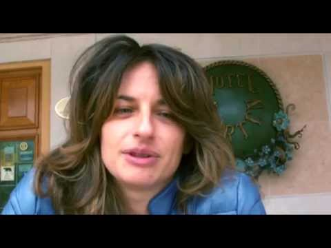 Intervista ad ANITA KRAVOS al Gallio Film Festival 2014