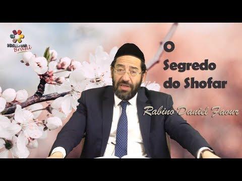 Rabino Daniel Faour Feriados Judaicos - o segredo do Shofar (2018)