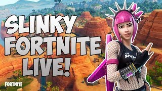 610+ Wins - Fortnite LIVE: Power Chord Skin! - Xbox One Player