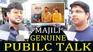 Majili Genuine Public Talk | Majili Movie Public Response | Samantha , Naga Chaitanya | FridayPoster