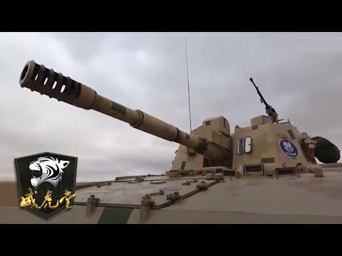 """""""蓝军旅""""122毫米自行"""