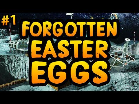FORGOTTEN EASTER EGGS #1: Secret Black Ops 1 Moon Zombies Songs! (8 bit Zombies Music)
