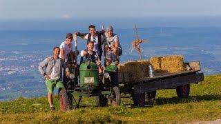 LAUSBUAM - Resi, i hol di mit meim Traktor ab mp3