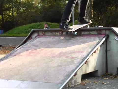 Old Skate session Bremerhaven