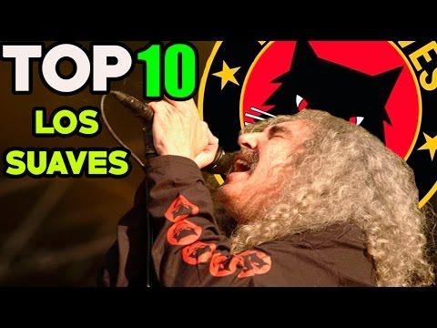 10 mejores temas LOS SUAVES
