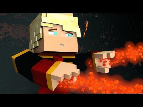 """Let It Glow"" - Minecraft Parody: Frozen - Let It Go (T-Shirt Speed Art)"