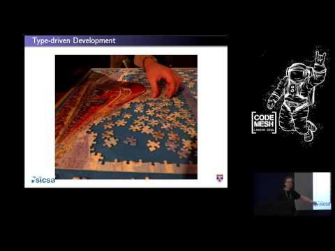 Edwin Brady - Type-driven Development of Communicating Systems in Idris