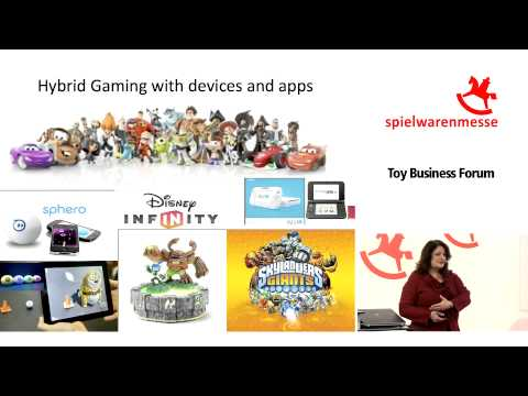 Toy Business Forum 2013: Toys 3.0 - innovative Produkte und Trends