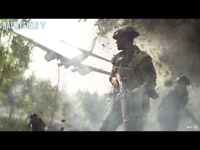 Battlefield V - Official Launch Trailer