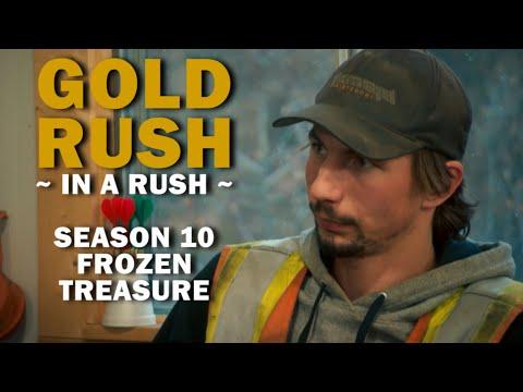 Gold Rush (In A Rush) | Season 10, Episode 18 | Frozen Treasure