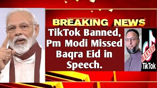 Tik Tok Banned| Pm Modi Missed Baqra Eid | Social Media Viral News| Reaction by MrReactionWala