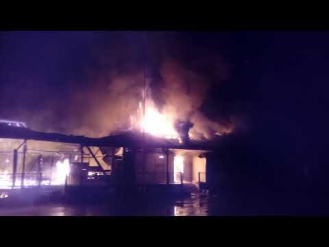 Video : Saat Kebakaran Di Kantor Polres Kepulauan Selayar