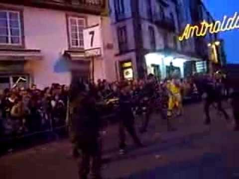 Alien vs Predator carnavales 2009