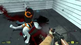 Furry convention massacre (gmod)