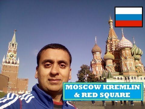 Moscow Kremlin and Red Square - How to avoid massive entrance lines to visit the Armoury