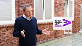 Mark Turrell, Hult International Business School | Boost Innovation NOW