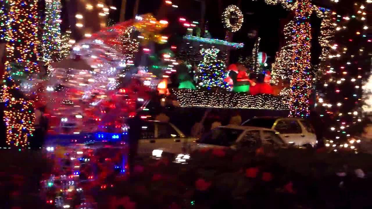 3 kilometros de luces de navidad calle docarada navidad - Luces para navidad ...