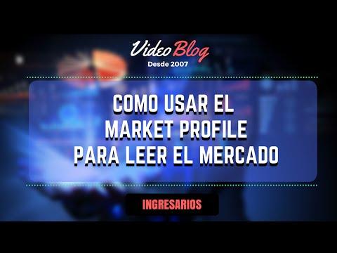 COMO USAR EL MARKET PROFILE PARA LEER EL MERCADO