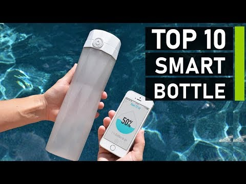 Top 10 Smart Water Bottle for Your Healthy Lifestyle