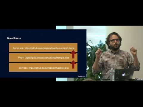 Antonio Zugaldia - Build your own ridesharing app with Mapbox Drive