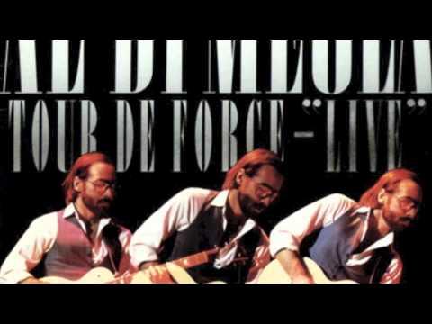 Al Di Meola   Elegant Gypsy Suite Tour de Force Live