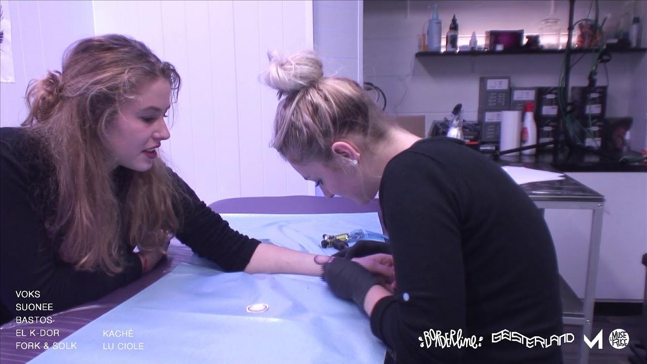 salon de tatouage pour le site