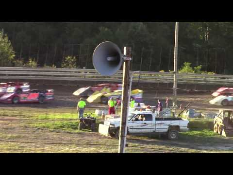 Hummingbird Speedway (9-15-18): 9/1 Swanson Heavy Duty Truck Repair Semi-Late Model Make-Up Feature