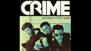 Crime - San Francisco