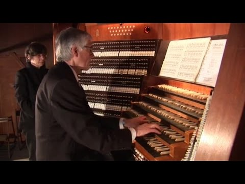 Charles-Marie Widor - Toccata taken from the Symphony No. 5, op. 42 (Ernst-Erich Stender)