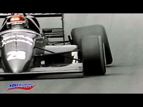 Victory of All Japan F3000 legend