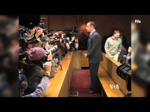 Pistorius Breaks Down During Testimony